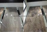 Azulejo de suelo lleno de lujo del mármol de la carrocería de la talla grande del material de construcción de Foshan