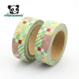 Bande ed assegni Mixed Multicoloured Washi giapponese di nastro di carta