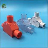 Belüftung-Rohr-Rohr-Befestigungs-elektrisches Inspektion-T-Stück 32mm