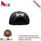 Логоса кроны конструкции Китая Headwear шлем Snapback высокого большого изготовленный на заказ