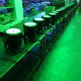 防水IP65 DMX DJ 24X10W LEDの同価ライト