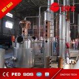 Equipo terminante de la destilación del hogar del diseño del etanol del precio competitivo