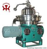 Centrifugadora del disco para la purificación de petróleo usada