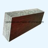 Декоративные ячеистых алюминиевых панелей для монтажа на стену оболочка
