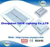 Yaye 18 최신 인기 상품 Ce/RoHS 90W 모듈 주유소 LED 가벼운 /90W 모듈 LED 주유소 빛 /90W 모듈 주유소 LED 램프