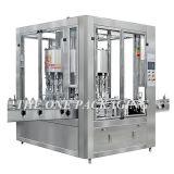 중국 최신 판매 자동적인 회전하는 액체 충전물 병 충전물 기계