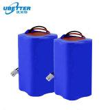 18650 7.4V 6800mAh Batterie au lithium de matériel médical Batterie Li-ion pour machine d'aspiration