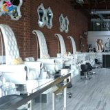 Homely DIY Plattform-Nagel Euqipment graues BADEKURORT Stuhl Pedicure Set