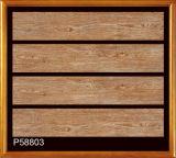 La porcelana de madera del tablón de la inyección de tinta embaldosa las baldosas cerámicas para el material de construcción del suelo