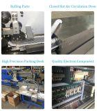 Dos brotes principales automáticos de la esponja de algodón que hacen y empaquetadora