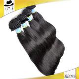 毛の拡張ブラジルのRemyの毛のテープ