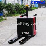 Almacén carro de paleta eléctrico de 2.5 toneladas Gato con el regulador de Curtis
