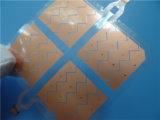 Dielettrico specificato senza piombo Taconic del circuito di Tlf-34 1.00mm