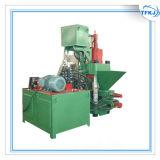 Y83 hydrauliques réutilisent la presse à briqueter de puces d'aluminium
