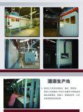 Máquina de revestimiento de laca de la línea de producción de agua con el SGS