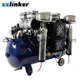 Compresor de aire dental de Oilless de la alta posición libre del aerógrafo Lk-B14