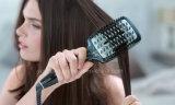 Redresseur chaud électrique de cheveu de peigne