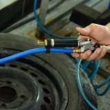 Gonfleur de mesure de pneu de Digitals (Un-801-120A)