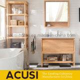 Governi moderni di legno di vanità della stanza da bagno del nuovo di arrivo contatore del marmo (ACS1-W86)