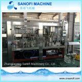 Máquina de engarrafamento de enchimento Carbonated industrial da água de soda