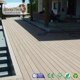 Dek Plastic Compositing die van het Jacht van Guangdong het Varende Houten WPC Decking vloeren