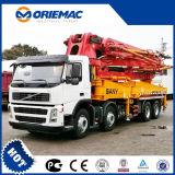 具体的なポンプの最上質の最もよい価格の55m Sany Sany55X-6の具体的なポンプトラック