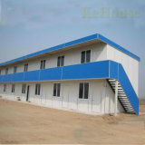 Accommodation /Container House를 위한 Temporary Office /Prefabricated House를 위한 강철 Structure Prefab House