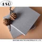 순수한 회색, 평야 회색 도매 인공적인 석영 석판