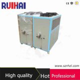 Refrigerador usado da fábrica de máquina da modelação por injeção