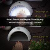 Sun6 48W лак для ногтей инструмент для отверждения светодиодная лампа УФ лампы осушителя