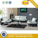 新しい到着L形の革ソファーの現代居間のソファー(HX-SL007)