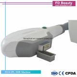 Equipamento portátil da beleza de Shr IPL do rejuvenescimento da pele da remoção do cabelo