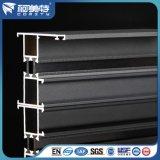 Thermische Puder-Beschichtung-Aluminiumprofil des Bruch-6063 für Baumaterialien
