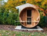 Le meilleur sauna de vente de baril de sauna de cèdre du prix de gros d'usine