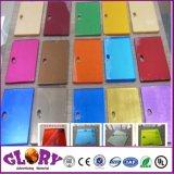 Het acryl Blad van de Spiegel voor de Reclame van het AcrylBlad van de Kleur