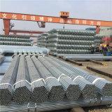 Tubo d'acciaio galvanizzato tuffato caldo standard di ASTM A53 A500 BS1387