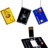 Memória Flash de alta velocidade da vara do USB da movimentação da pena da movimentação 16GB 8GB do flash do USB do crédito de banco de Pendrive 64GB do dispositivo dos acessórios de computador
