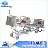 Letto di ospedale pieno avanzato dello standard di sicurezza di Bae502IC con il CPR