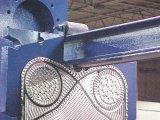 De Warmtewisselaar van de plaat en van het Frame Voor de Oplossingen van het Azijnzuur