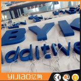 Lettre acrylique extérieure du Lit DEL de la face 3D de qualité