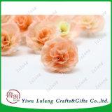 Rosa Jefe de las Flores artificiales Flores Rosa Mini sombrero decorativas flores