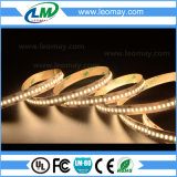 No resistente al agua gran cantidad de lúmenes LED SMD3014 240M/tira flexible de LED de luz