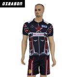 Kundenspezifische Rugby-Jersey-billig unbelegte Großhandelsrugby-Hemden