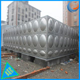 ISO9001 zugelassener Edelstahl-Wasser-Sammelbehälter