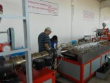 Алюминиевая линия машина штрангя-прессовани профиля PVC продукции профиля PVC
