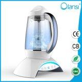 Olansi 헬스케어 제품 수소 물병 기계를 위한 높은 Ppb 수소 물 제작자를 가진 최신 판매 상품에서 광저우 공장 수소 가득 차있는 세포
