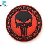 Le crâne bérets soldat tactique militaire de moral spécial 3D Patch PVC