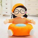 선전용 선물 장난감 견면 벨벳 의자가 동물성 아이들 아기 유아에 의하여 농담을 한다