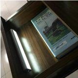 무선 재충전 건전지 서랍 LED Unider 내각 빛
