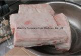 Tipo de corte comercial de la carne congelada Dicing Dicer la máquina con acero inoxidable, cubo de carne congelada Cutter